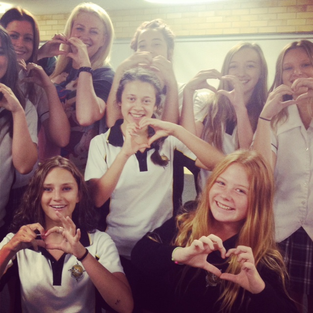 Loveability Girls Photo