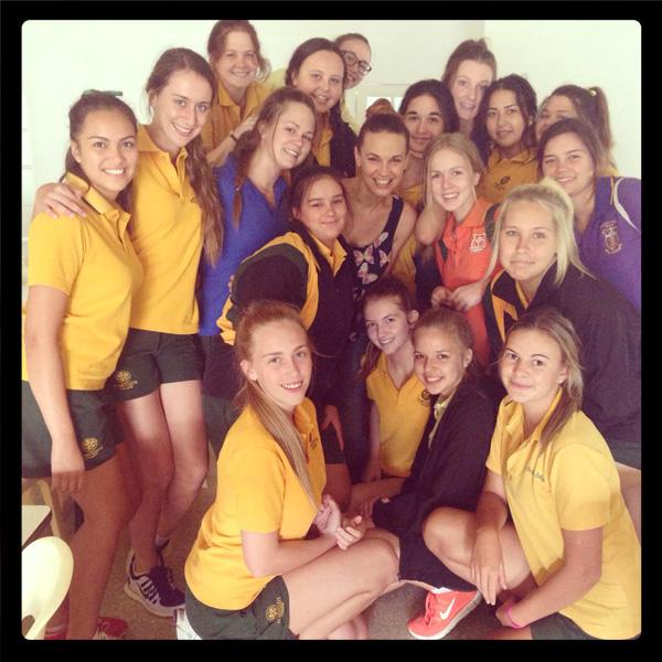 girls class