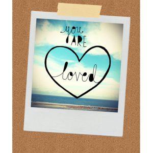 love custom designed poster